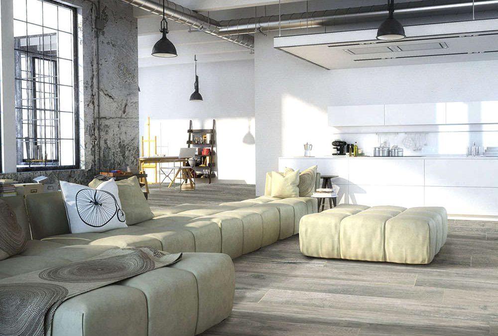 Parquet gris, el color de moda llega a tu hogar