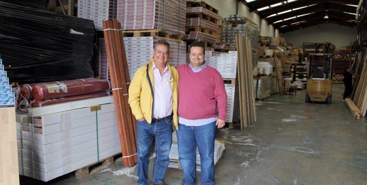 """Esteban Mercado: """"Cuando ha habido una cadena de distribución, el sector del parquet ha funcionado bien»"""